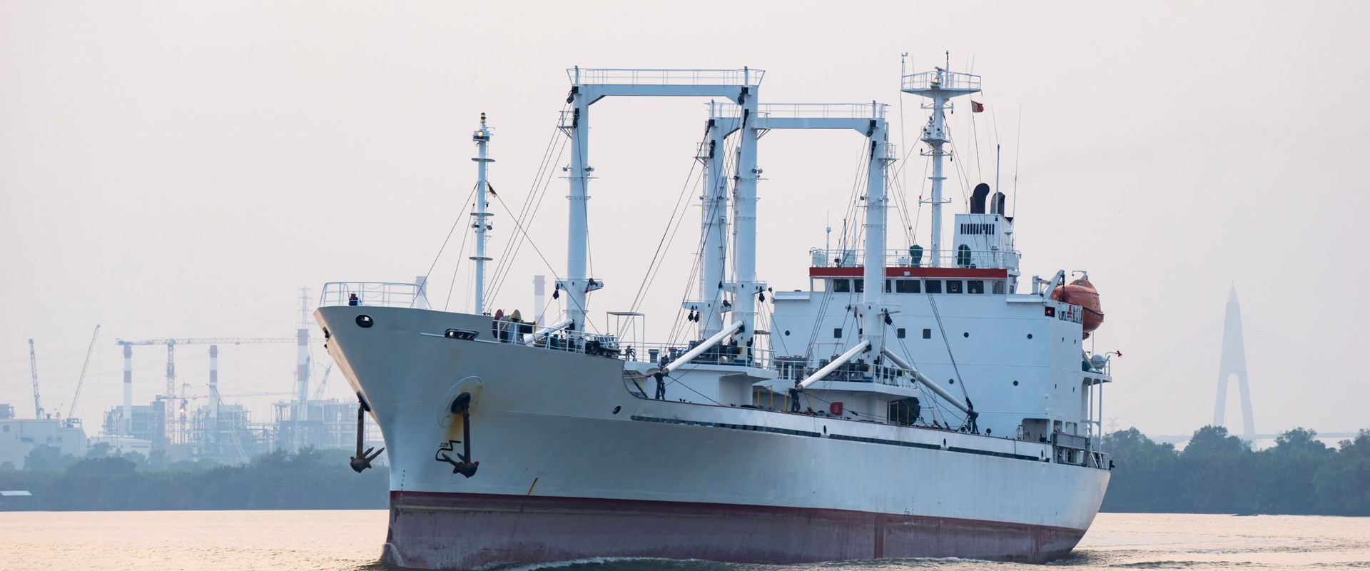 Reefer Ship 360 Quality