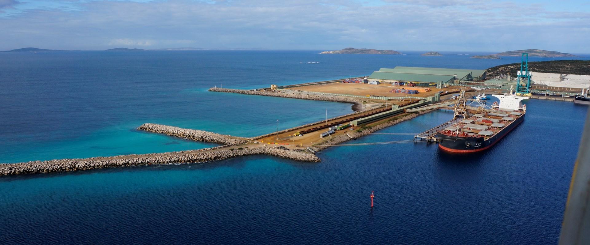 Coastal Infrastructure