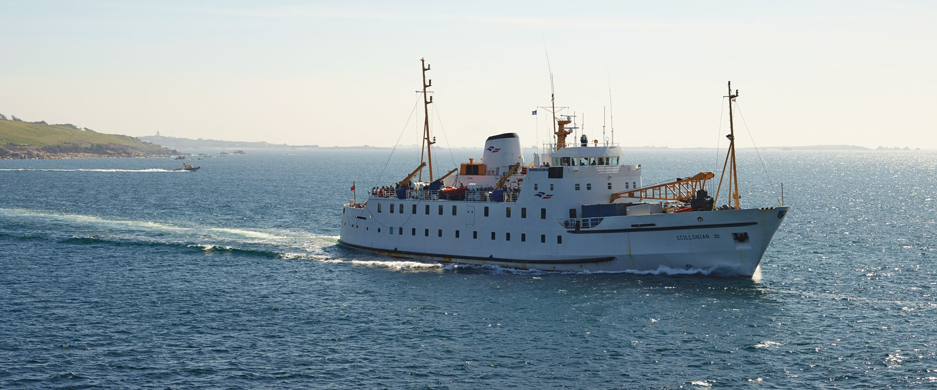 bmt | Isles of Scilly Steamship Group's Scillonian III passenger ship