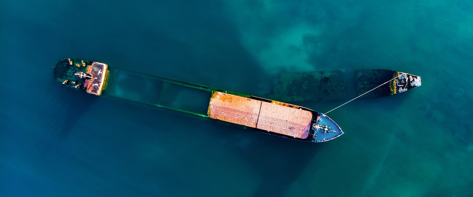 Wreck Removal & Salvage Consultancy