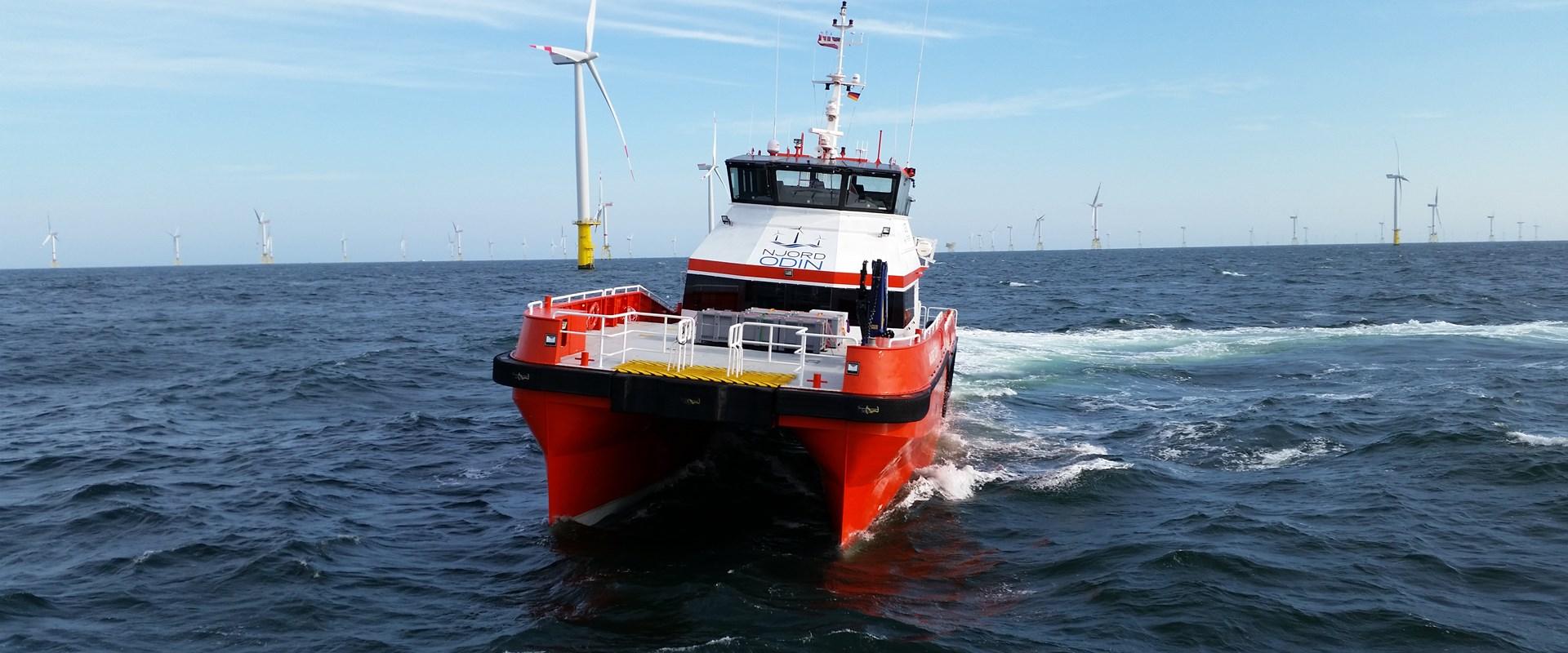 Offshore Vessel Designs Crew Boat Designs
